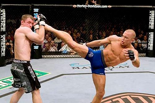 Georges kick