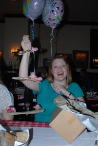 heathers baby shower and prezzies 112